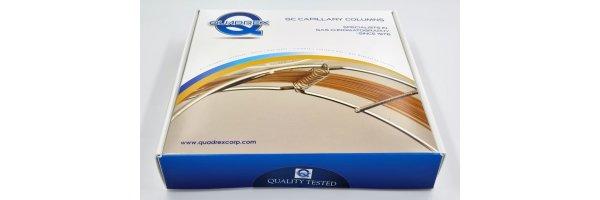 Quadrex GC-Säulen